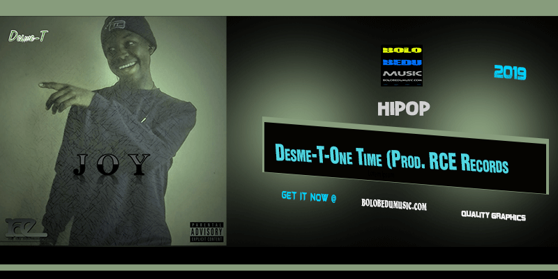 Desme-T-One-Time-Prod -RCE-Records mp3
