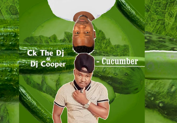 Ck The Dj & Dj Cooper - Cucumber