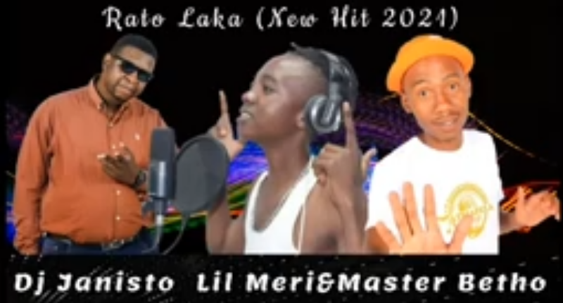 Rato Laka Ft. Lil Mery & Master Betho (Original)